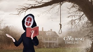 Explaining: The Conjuring Universe Timeline [1/4]
