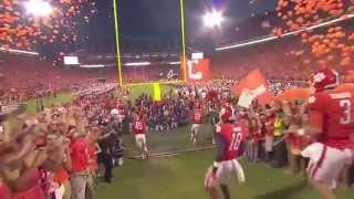 "College Football Pump Up ""Paradise"""