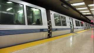 BART Downtown Berkeley Station California Bay Area Rapid Transit