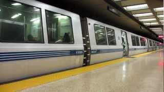 BART Downtown Berkeley Station California Bay Area Rapid Transit