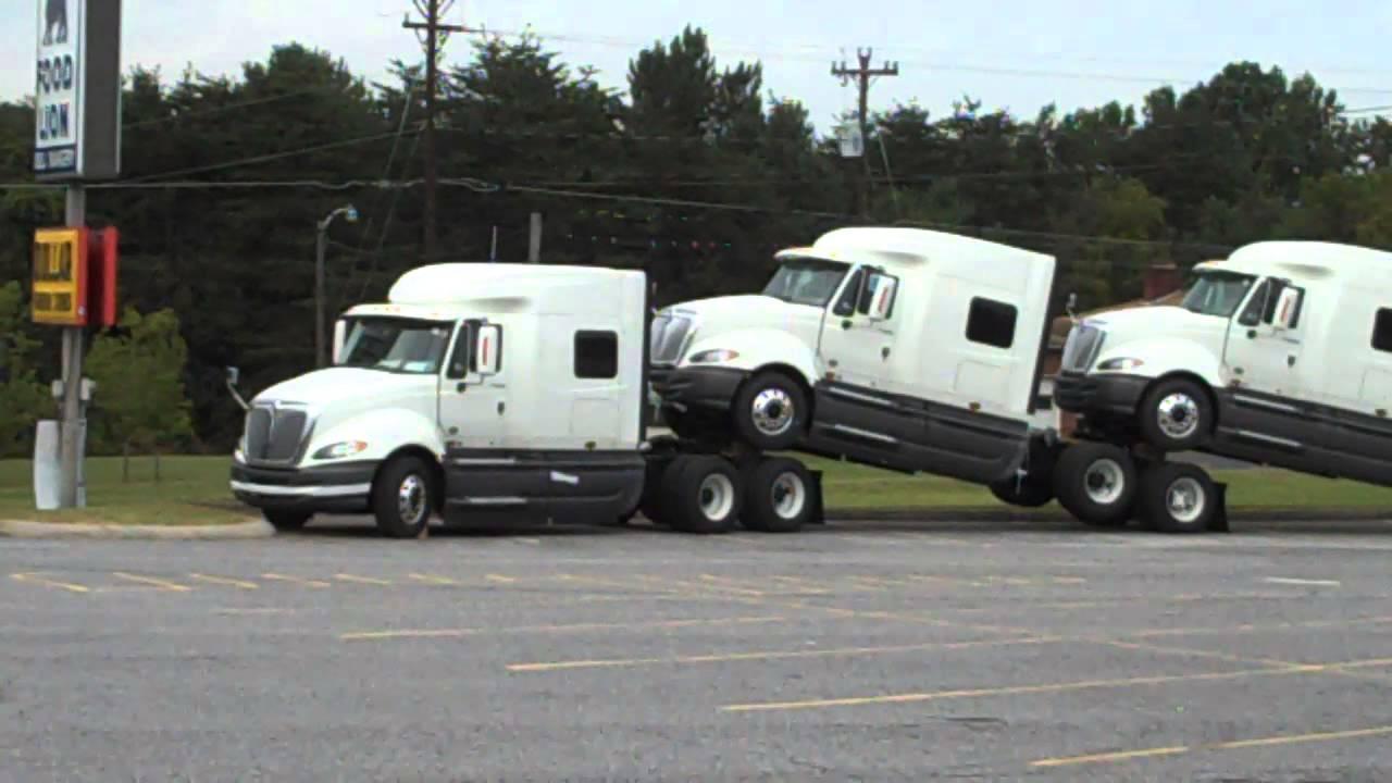 Piggy Back Trucks - YouTube