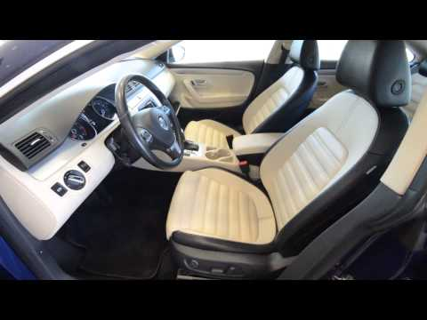 2010 Volkswagen CC Sport Shadow Blue (stk# P2720 ) for sale at Trend Motors VW in Rockaway, NJ