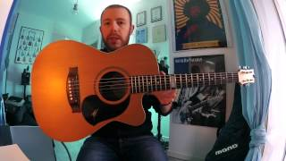 Maton EBG808L - Guitar Reviews