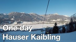 Hauser Kaibling - one day 4K