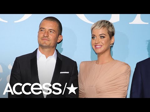 Katy Perry & Orlando Bloom Look Loved Up At Their Red Carpet Debut As A Couple | Access Mp3