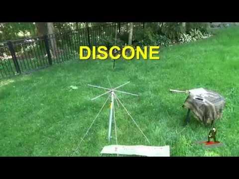 Ae6lx Installs A Jetstream Discone Vhf Uhf Antenna Doovi