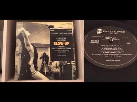 Blow-Up Soundtrack    Herbie Hancock/The Yardbirds (VINYL RIP)