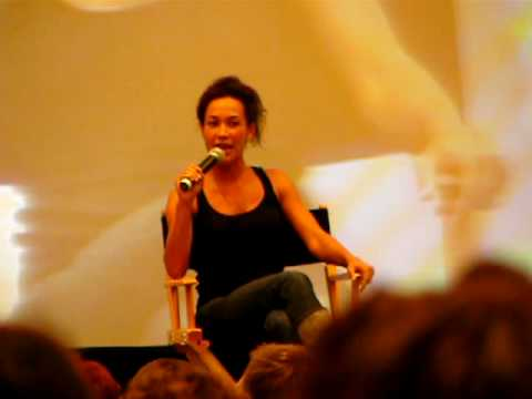 Rachel Luttrell  Who Did She Enjoy Getting to Fight on SGA?