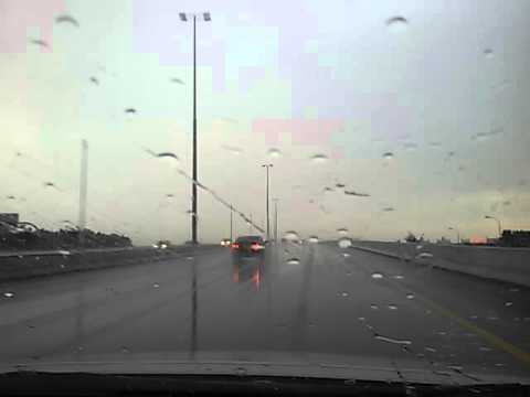 Rainy in Muscat Al Hail(3)