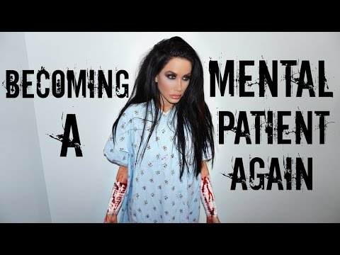 BECOMING A MENTAL PATIENT...AGAIN