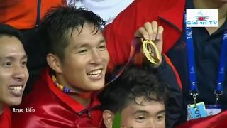 Viet Nam - Indonesia Highlights Seagame 30th final   Amazing  Đoàn Văn Hậu