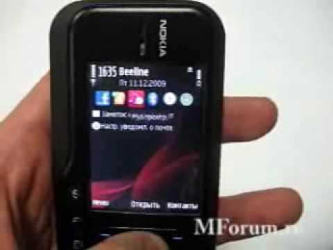 Телефон Nokia 6760