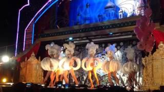 Шоу программа на Финале конкурса Миссис Москва 2015  в ресторане Яръ.