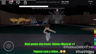 1 ° video!! ROBLOX Musical #1