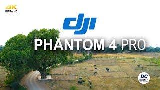Dji Phantom 4 Pro || Footage || Nepal || 4K