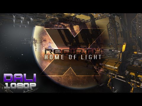 X Rebirth: Home of Light PC Gameplay 60fps 1080p