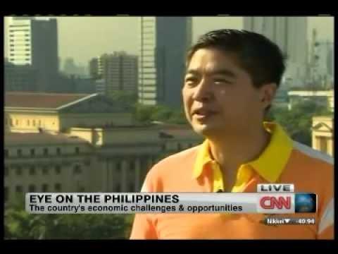 CNN's interview of Lance Gokongwei