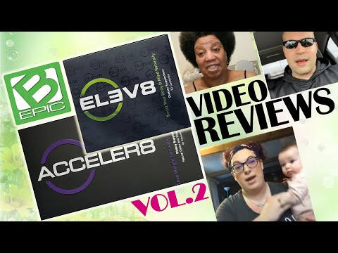 B-Epic Elev8/Acceler8 Pills Reviews (Vol. 2) - Depression, Insomnia, Fatigue, Anxiety, Lupus, Weight