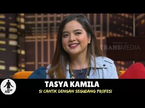 TASYA, Si Cantik Dengan Segudang Prestasi | HITAM PUTIH (06/06/18) 1-4