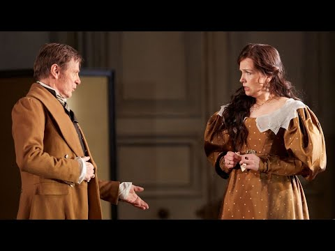 EXTRACT | THE MARRIAGE OF FIGARO 'Susanna, or via, sortite' Mozart - Royal Opera House