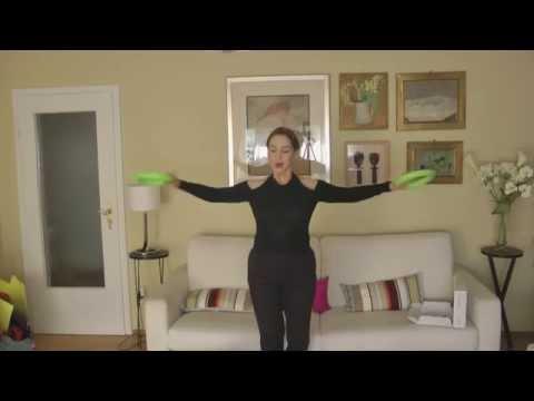 CHK Wellness Talk: schöne Schultern, schmale Taille und feste Arme