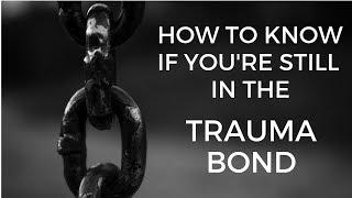 Are You Still in the Trauma Bond?