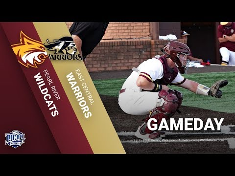 LIVE: Pearl River baseball vs East Central Community College