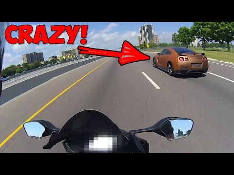 Download Youtube: GTR WANTS TO RACE!