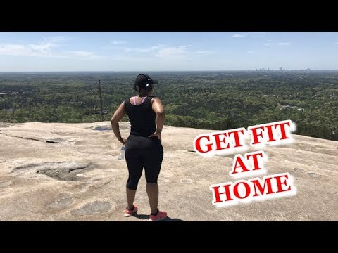 5 WAYS TO GET FIT AT HOME | BOUGIE ON A BUDGET FITNESS