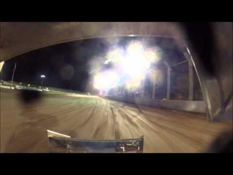 RMLSA 2014 I 76 Speedway 8 31 14 Main Event Paul Babich