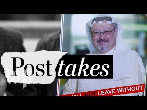 Saudi Arabia reportedly killed journalist Jamal Khashoggi. We can't rest until we know the truth.
