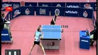 Clapa Andreea (ROU) VS Dlaconu Adina (ROU) - (Junior FINAL) 7-2-2015