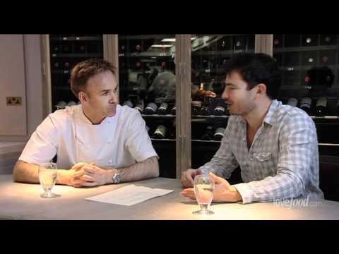 Giles Coren meets Marcus Wareing