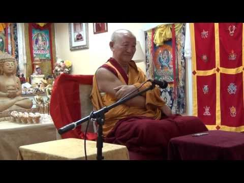 The Easy Path Book Talk With Khensur Rinpoche
