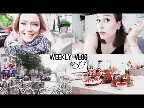 AMSTERDAM EINDRÜCKE, TIPPS & HAUL | Weekly Vlog #89