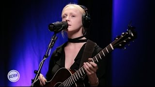 "Laura Marling performing ""Soothing"" Live on KCRW"