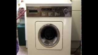 hoover selectamatic washing machine pt 1
