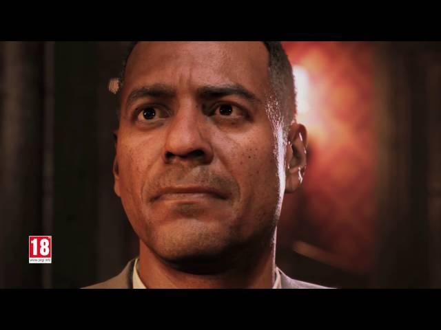 Mafia III - Le braquage - Trailer gamescom 2016