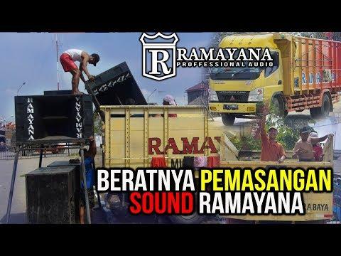 LEGENDA BOX GAJAH RAMAYANA SOUND - Proses Pemasangan Box Gajah Sound TERBAIK DANGDUT KOPLO