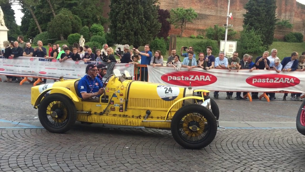 2017 Mille Miglia: over $200 million worth of classic cars and ...