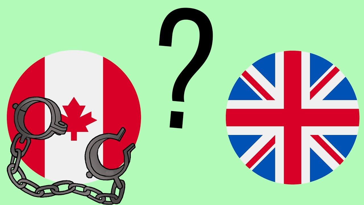 Канада до сих пор колония Великобритании ?   Содружество наций
