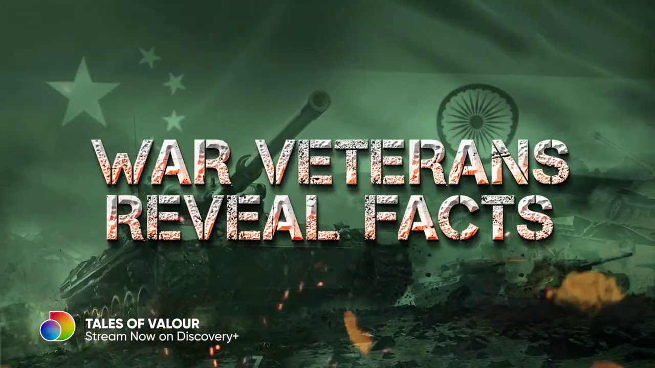 Stories of Real-Life Superheroes from India-China War of 1962 | Tales Of Valour| discovery+