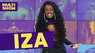 Baixar IZA | TVZ Ao Vivo | Música Multishow