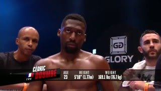 GLORY 28 Paris: Murthel Groenhart vs Cédric Doumbé (Co-Headline Fight)