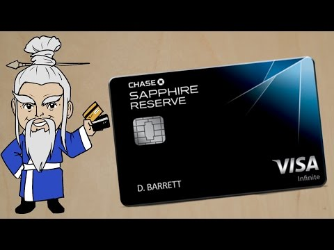 Chase Sapphire Reserve: How to Get Approved