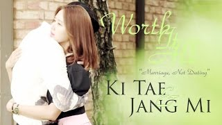 Gong Ki Tae & Joo Jang Mi || Worth It All [Marriage, Not Dating]