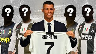 The 7 players Cristiano Ronaldo wants to bring to Juventus - Oh My Goal