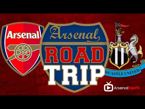 Road Trip To The Emirates - Arsenal v Newcastle