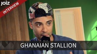 """Ghanaian Stallion: """"Ich habe keine Lust mehr über Trap zu reden!"""""""