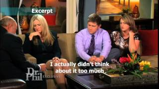 Exclusive: Mom Vanishes, The Killer Confesses -- Dr. Phil: Clip 5of6